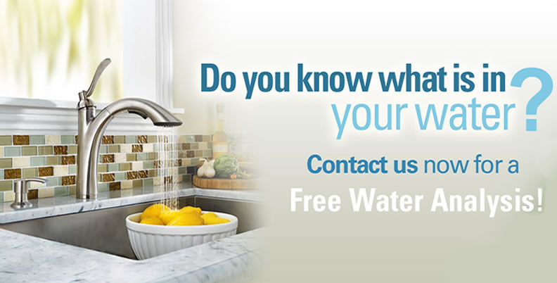Request a FreeWater Analysis